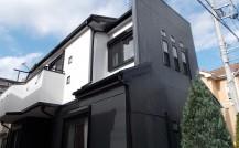 柏市 A様邸外壁塗装施工例 詳細
