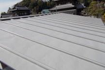 松戸市 N様倉庫 外壁塗装施工例写真1