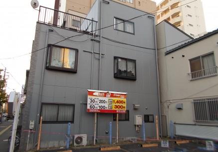 松戸市 T様邸 外壁塗装施工例メイン写真