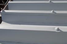 柏市 Eアパート屋根塗装工事 外壁塗装施工例写真3